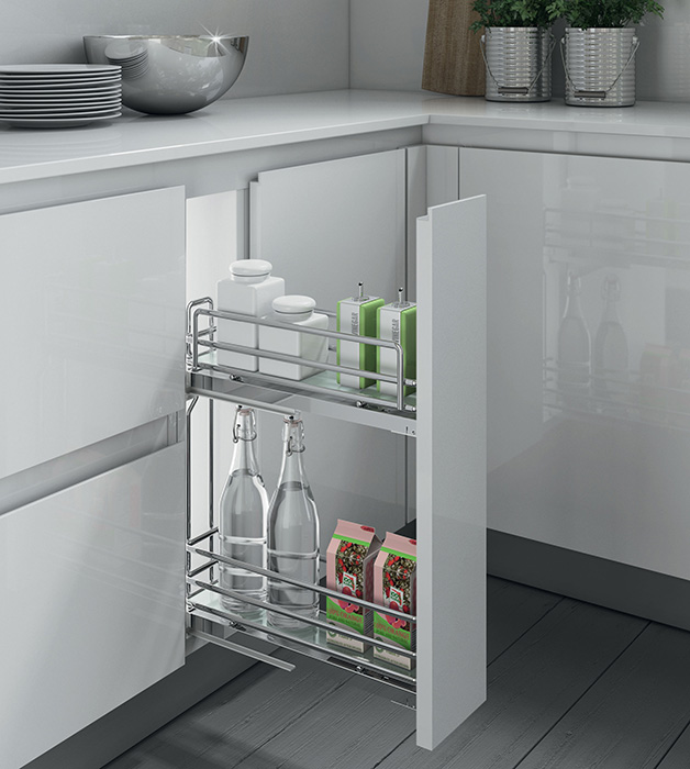 Kitchen Accessories - Section Pull Out