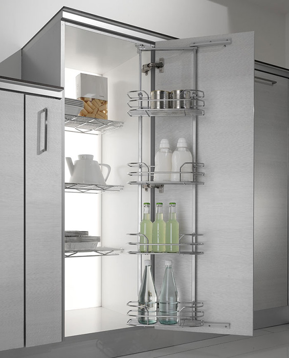 Kitchen Accessories - Section Mechanisms
