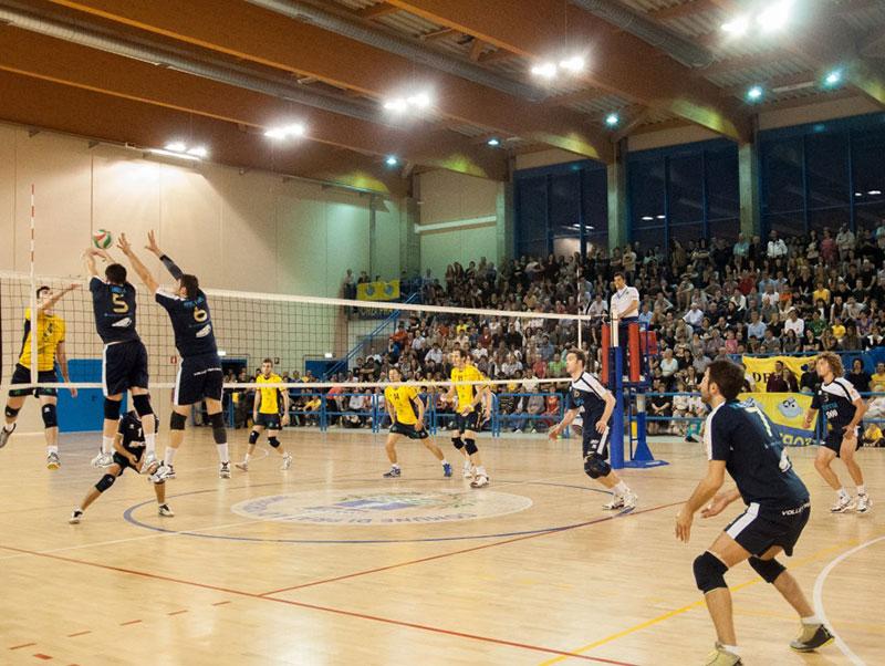Sports Floors Dalla Riva